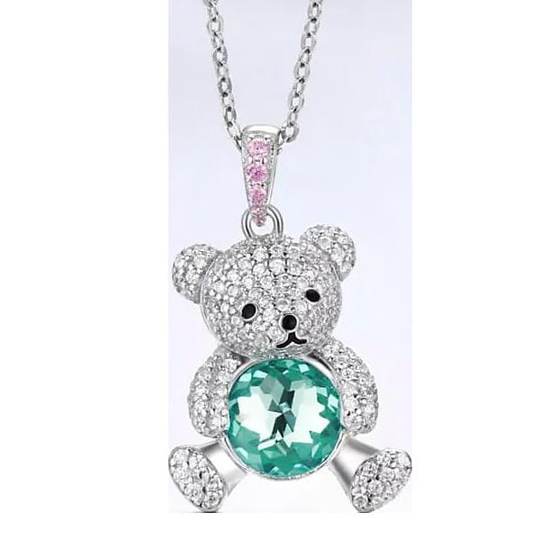 Collar Teddy Bear
