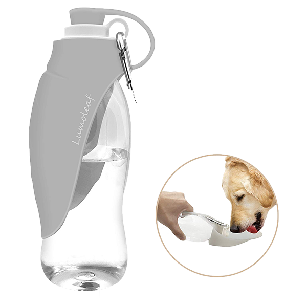 Botella para mascotas