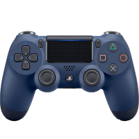 Control  PS4  Azul Media noche