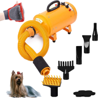 Secador de Pelo Profesional para Perros