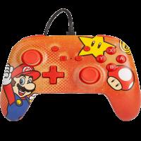 Control Alambrico Switch Mario Star