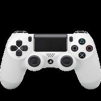 Control  PS4 Blanco Glaciar
