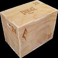 Caja Plyometrica de Madera Everlast