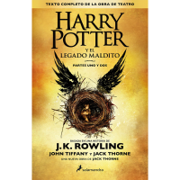 Harry Potter El Legado Maldito