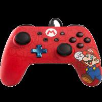 Control Alambrico Switch Super Mario