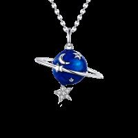 Collar Planeta Azul